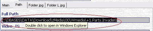 Metadata Utility – Path