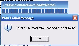 Metadata Utility – Messages - Path Found