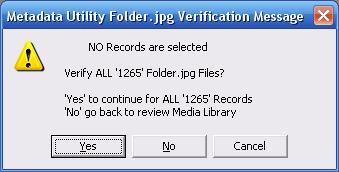 Metadata Utility – Messages - Folder.jpg Verification - All