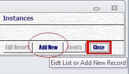 Metadata Utility – License Management - Add